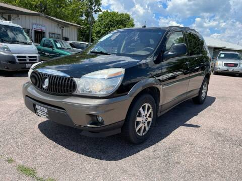 2004 Buick Rendezvous for sale at RIVERSIDE AUTO SALES in Sioux City IA