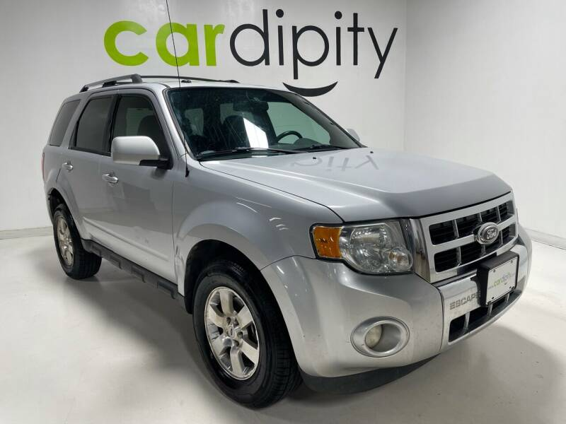 2012 Ford Escape for sale at Cardipity in Dallas TX