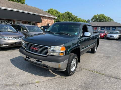 2002 GMC Sierra 2500HD for sale at Auto Choice in Belton MO