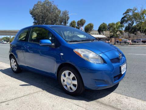 2010 Toyota Yaris for sale at Beyer Enterprise in San Ysidro CA