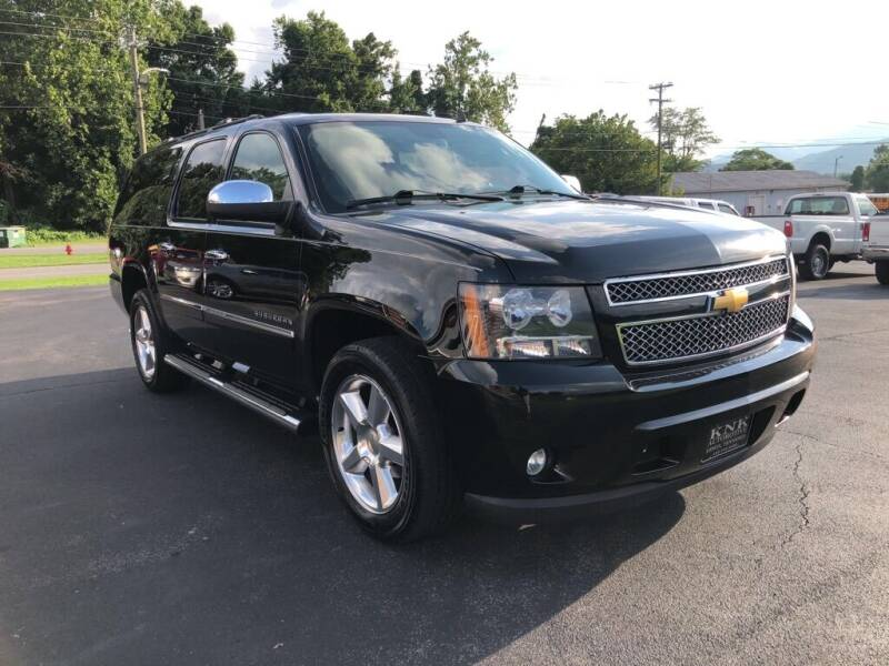 2014 Chevrolet Suburban for sale at KNK AUTOMOTIVE in Erwin TN