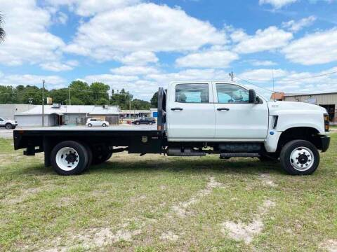 2019 Chevrolet 6500 for sale at Scruggs Motor Company LLC in Palatka FL