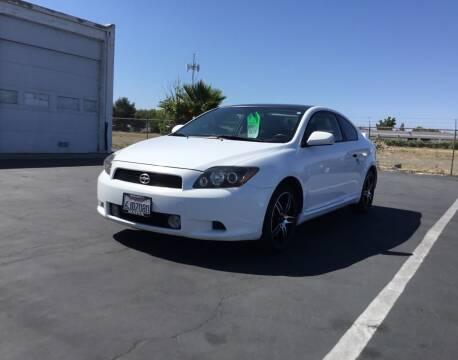 2008 Scion tC for sale at My Three Sons Auto Sales in Sacramento CA