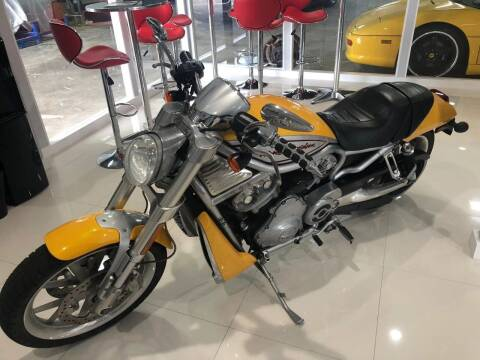 2006 Harley-Davidson V-Rod for sale at Winners Autosport in Pompano Beach FL