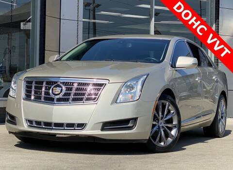 2013 Cadillac XTS for sale at Carmel Motors in Indianapolis IN