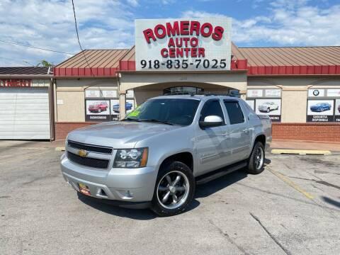 2013 Chevrolet Avalanche for sale at Romeros Auto Center in Tulsa OK