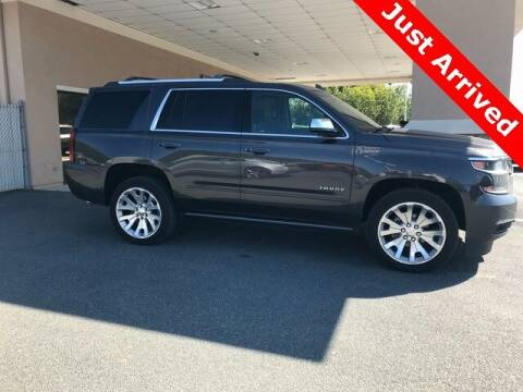 2017 Chevrolet Tahoe for sale at Brandon Reeves Auto World in Monroe NC