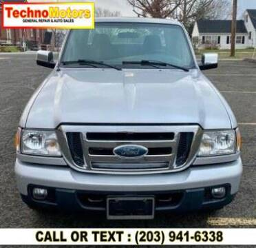 2006 Ford Ranger for sale at Techno Motors in Danbury CT