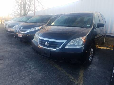 2010 Honda Odyssey for sale at Best Deal Motors in Saint Charles MO