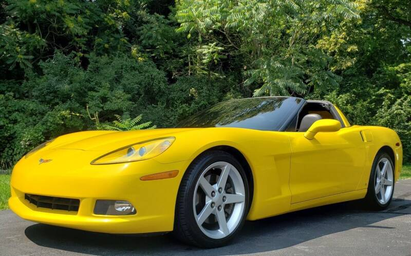 2006 Chevrolet Corvette for sale at The Motor Collection in Columbus OH