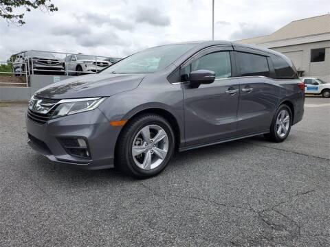 2019 Honda Odyssey for sale at CU Carfinders in Norcross GA