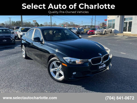 2012 BMW 3 Series for sale at Select Auto of Charlotte in Matthews NC