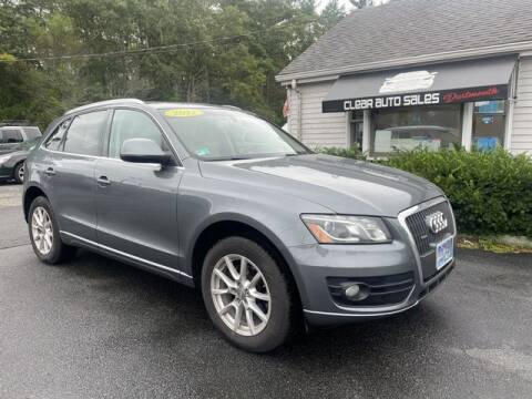 2012 Audi Q5 for sale at Clear Auto Sales in Dartmouth MA