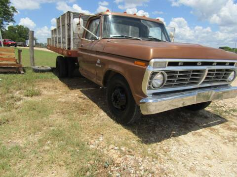 1974 Ford F-350 Super Duty for sale at Hill Top Sales in Brenham TX