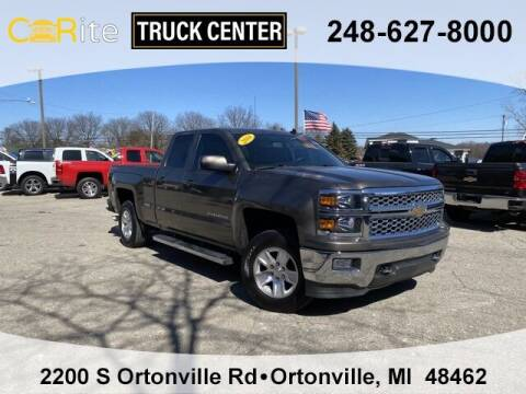 2014 Chevrolet Silverado 1500 for sale at Carite Truck Center in Ortonville MI