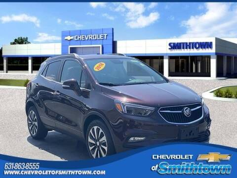 2018 Buick Encore for sale at CHEVROLET OF SMITHTOWN in Saint James NY