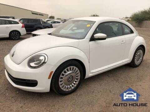 2016 Volkswagen Beetle for sale at MyAutoJack.com @ Auto House in Tempe AZ