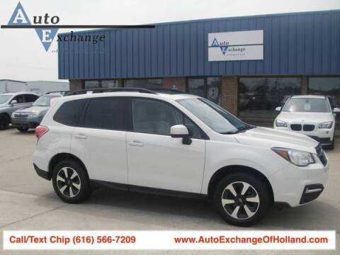 2017 Subaru Forester for sale at Auto Exchange Of Holland in Holland MI