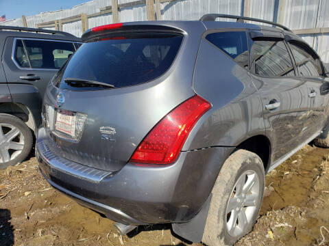 2009 Nissan Murano for sale at EHE Auto Sales Parts Cars in Marine City MI
