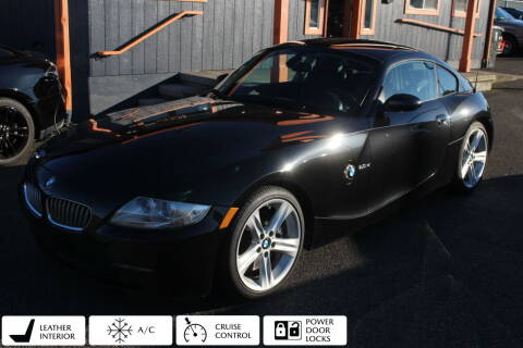 2008 BMW Z4 for sale at Sabeti Motors in Tacoma WA