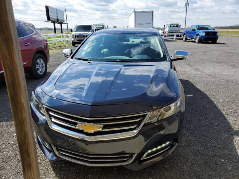 2018 Chevrolet Impala for sale at K & G Auto Sales Inc in Delta OH