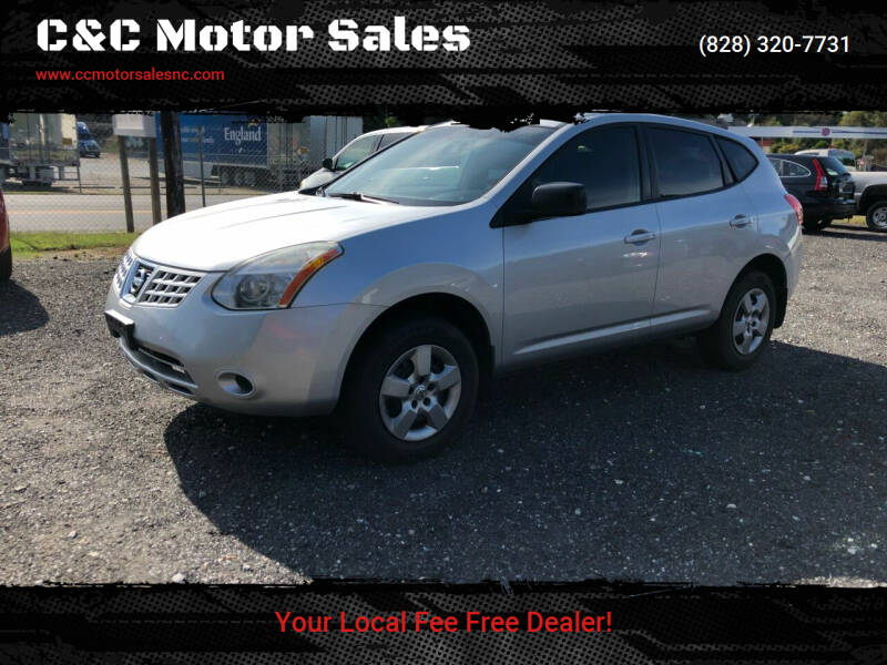 2008 Nissan Rogue for sale at C&C Motor Sales LLC in Hudson NC