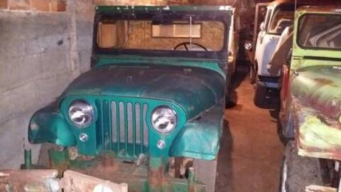 1959 Willys Jeep for sale at Haggle Me Classics in Hobart IN