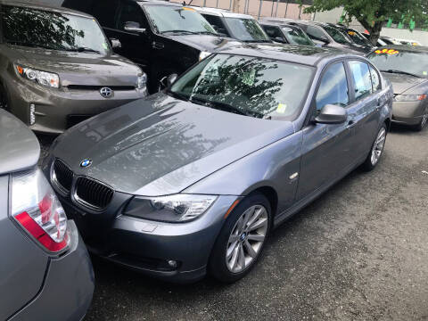 2011 BMW 3 Series for sale at Car Craft Auto Sales Inc in Lynnwood WA