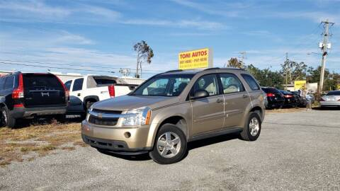 2008 Chevrolet Equinox for sale at TOMI AUTOS, LLC in Panama City FL