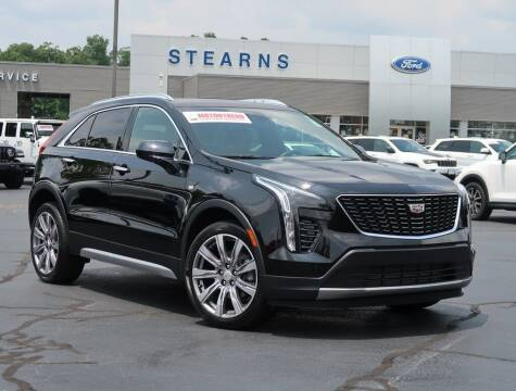 2020 Cadillac XT4 for sale at Stearns Ford in Burlington NC