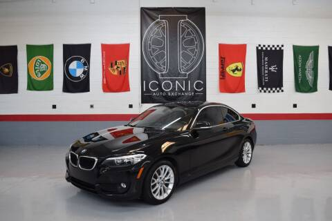2015 BMW 2 Series for sale at Iconic Auto Exchange in Concord NC