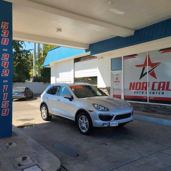 2011 Porsche Cayenne for sale at Nor Cal Auto Center in Anderson CA