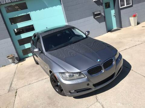 2010 BMW 3 Series for sale at Enthusiast Autohaus in Sheridan IN