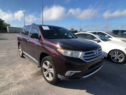 2012 Toyota Highlander for sale at Allen Turner Hyundai in Pensacola FL