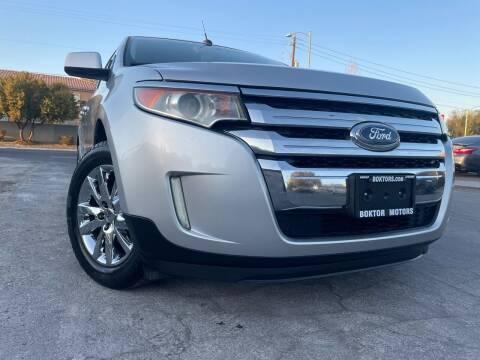 2011 Ford Edge for sale at Boktor Motors in Las Vegas NV