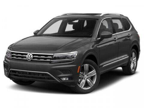 2019 Volkswagen Tiguan for sale at QUALITY MOTORS in Salmon ID