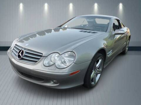2004 Mercedes-Benz SL-Class for sale at Klean Carz in Seattle WA
