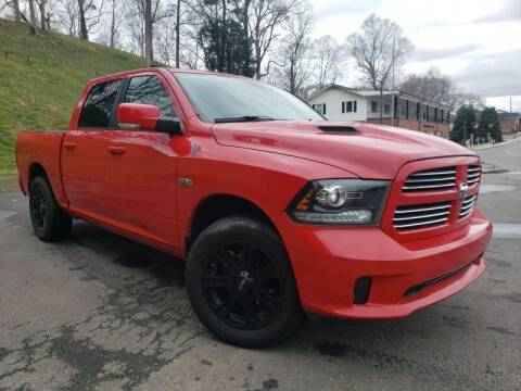 2013 RAM Ram Pickup 1500 for sale at McAdenville Motors in Gastonia NC