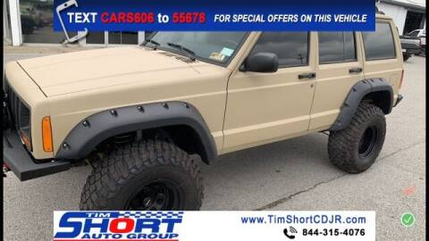 2001 Jeep Cherokee for sale at Tim Short Chrysler in Morehead KY