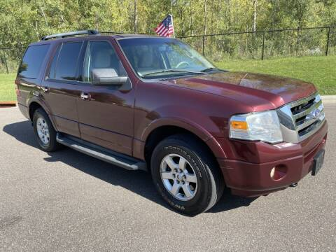 2010 Ford Expedition for sale at Angies Auto Sales LLC in Newport MN