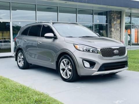 2018 Kia Sorento for sale at RUSTY WALLACE CADILLAC GMC KIA in Morristown TN