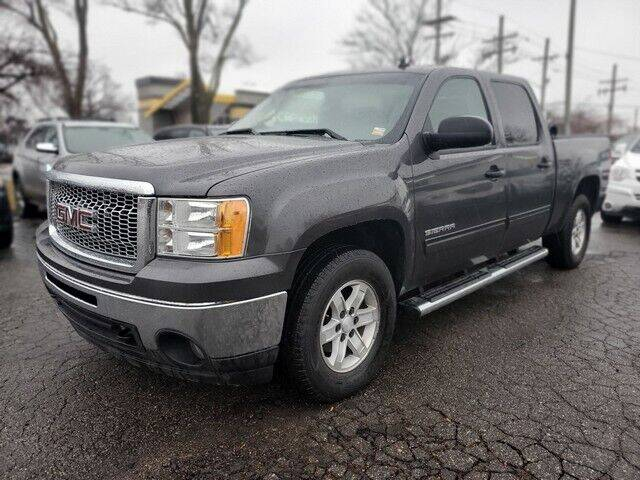2010 GMC Sierra 1500 for sale at Paramount Motors in Taylor MI