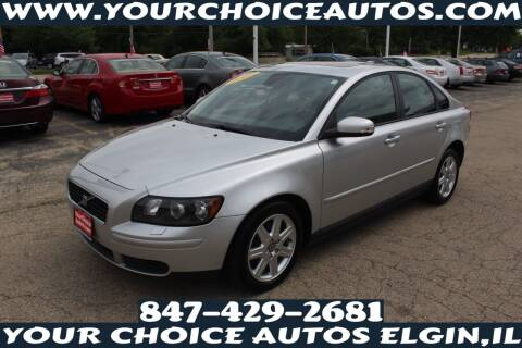 2007 Volvo S40 for sale at Your Choice Autos - Elgin in Elgin IL