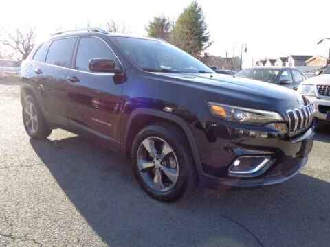 2019 Jeep Cherokee for sale at Purcellville Motors in Purcellville VA