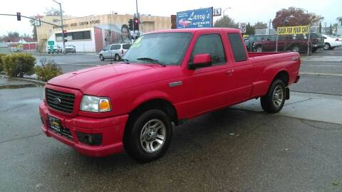 2006 Ford Ranger for sale at Larry's Auto Sales Inc. in Fresno CA