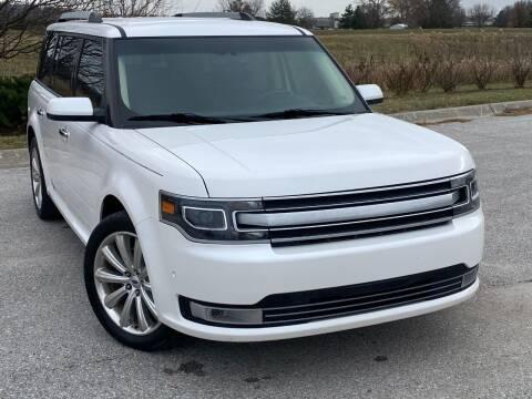2018 Ford Flex for sale at Big O Auto LLC in Omaha NE