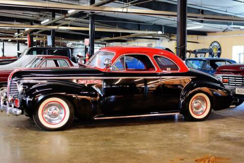 1940 Buick Super for sale at Hooked On Classics in Watertown MN