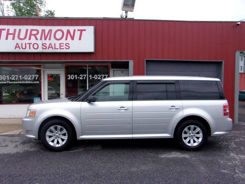 2011 Ford Flex for sale at THURMONT AUTO SALES in Thurmont MD