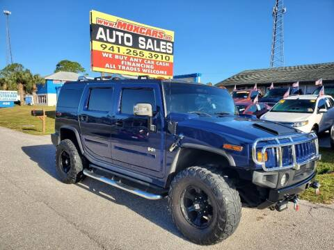 2006 HUMMER H2 for sale at Mox Motors in Port Charlotte FL