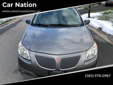 2008 Pontiac Vibe for sale at Car Nation in Webster NY